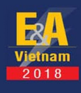 E&A VIETNAM 2018 - The 5th International Exhibition on Electric and Automation Vietnam - CRE Technology
