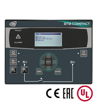 BTB COMPACT - CRE Technology