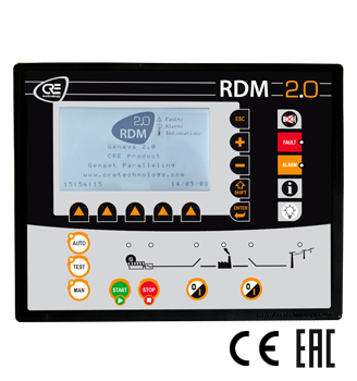 RDM 2.0 - CRE Technology