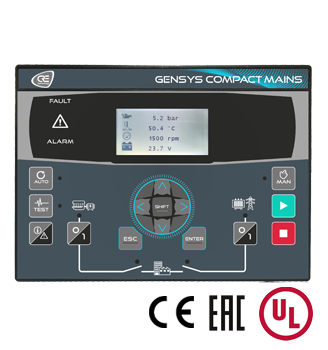 GENSYS COMPACT MAINS - CRE Technology